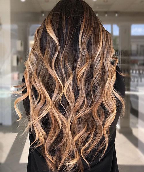 30 Beautiful Long Hair Color Ideas New Best Long Haircut Ideas