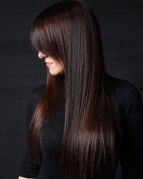 25 Creative Long Hairstyles For Women New Best Long Haircut Ideas
