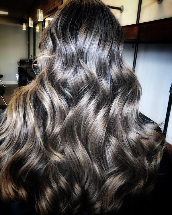 Hairstyles For Long Ash Hair
