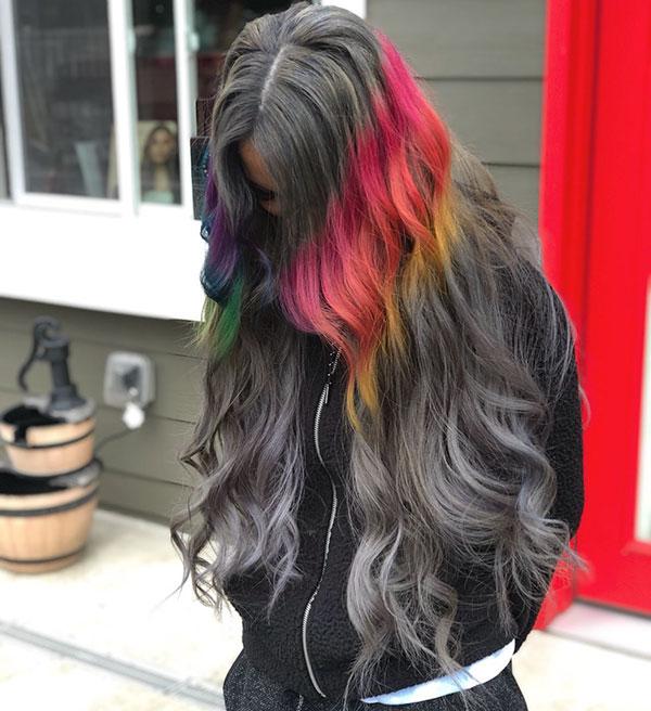 Long Wavy Haircuts 2020