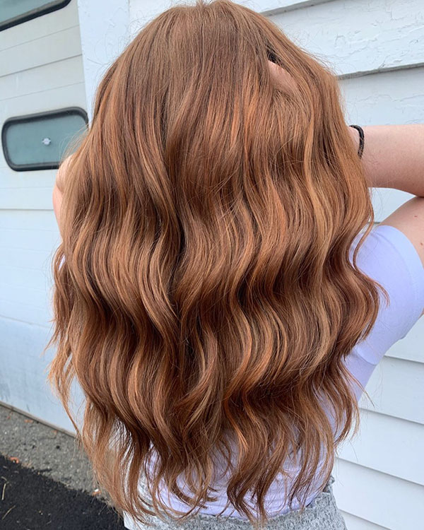 Pictures Of Long Wavy Hair