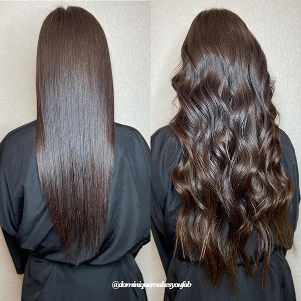 Long Brunette Hair Pictures