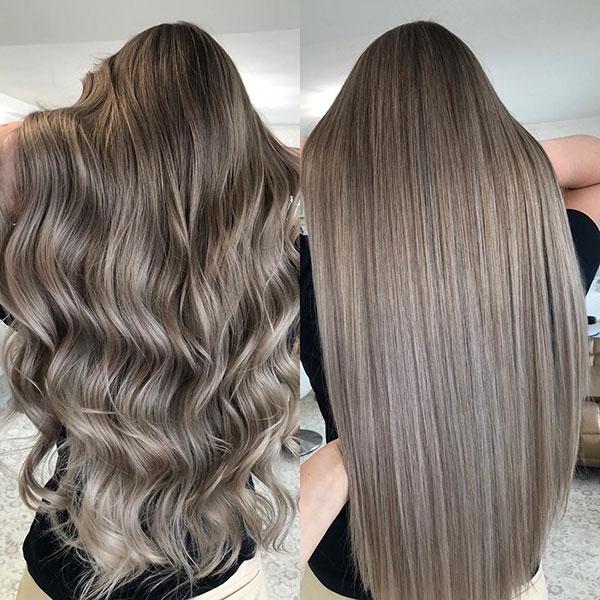 Ash Long Haircuts