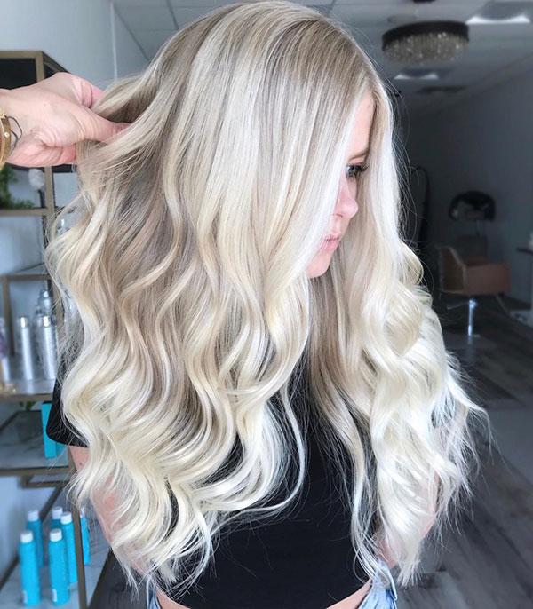 Super Long Wavy Hair