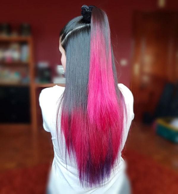 Long Hair Half Up Styles