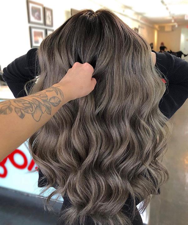 Modern Long Hair Ideas