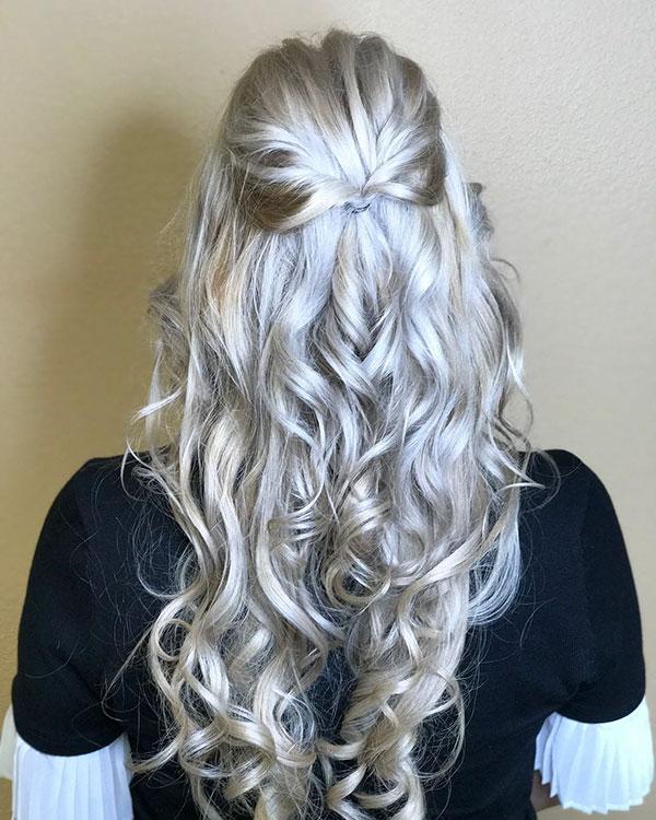 Women With Super Long Hair