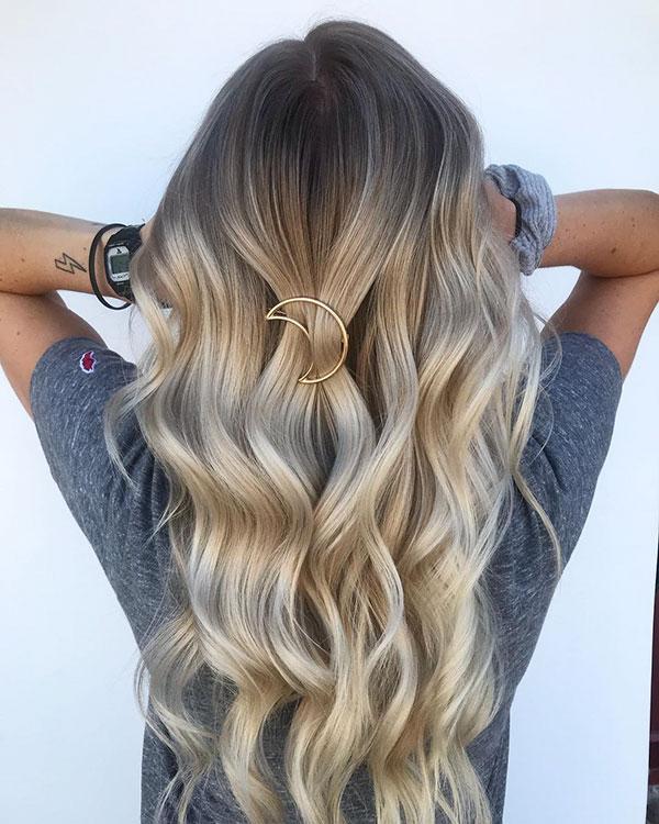 Balayage Long Haircuts