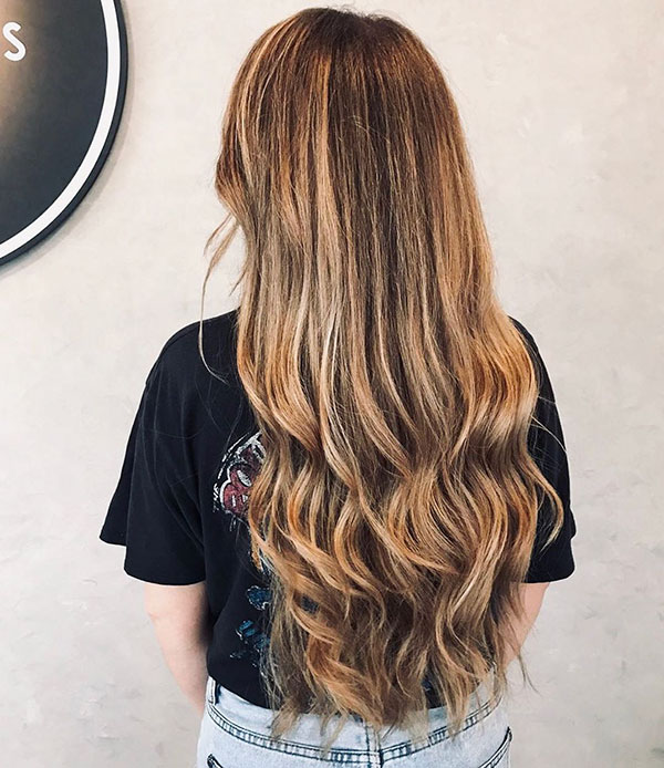 Long Hairstyle Ideas For Thick Hair
