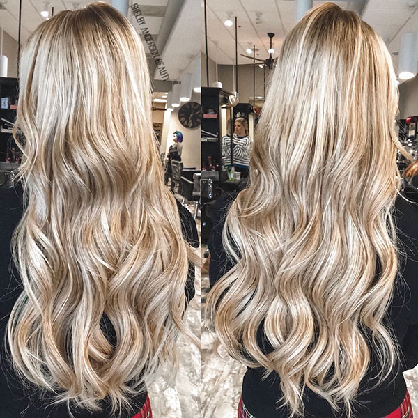 Blonde Hair Ideas For Long Hair