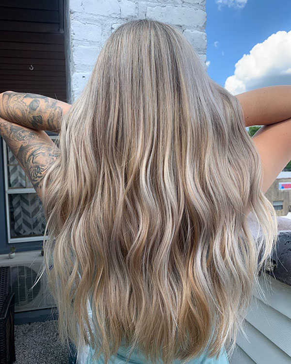 Hairstyles For Long And Thick Hair