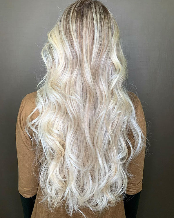 Pics Of Long Layered Hair