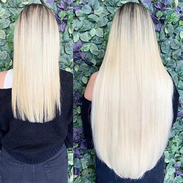 Hairdos For Long Straight Hair