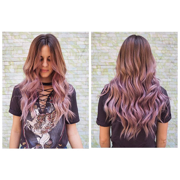 Pics Of Long Layered Hairstyles