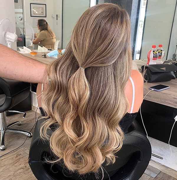 Quick Long Hairstyles For Women