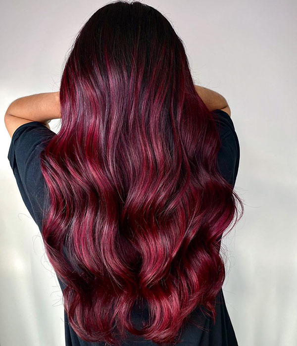 Long Hair With Quick Style