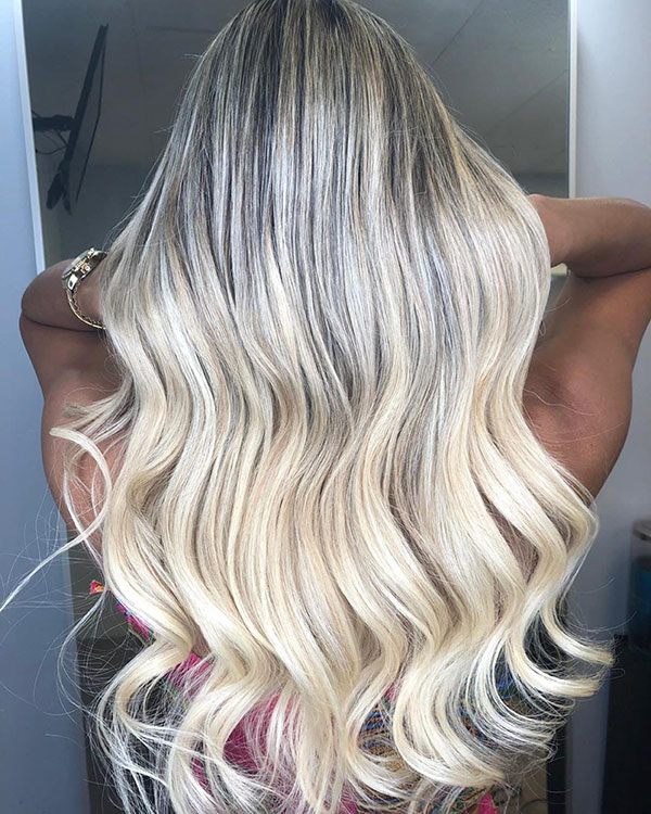 Images Of Long Blonde Hair