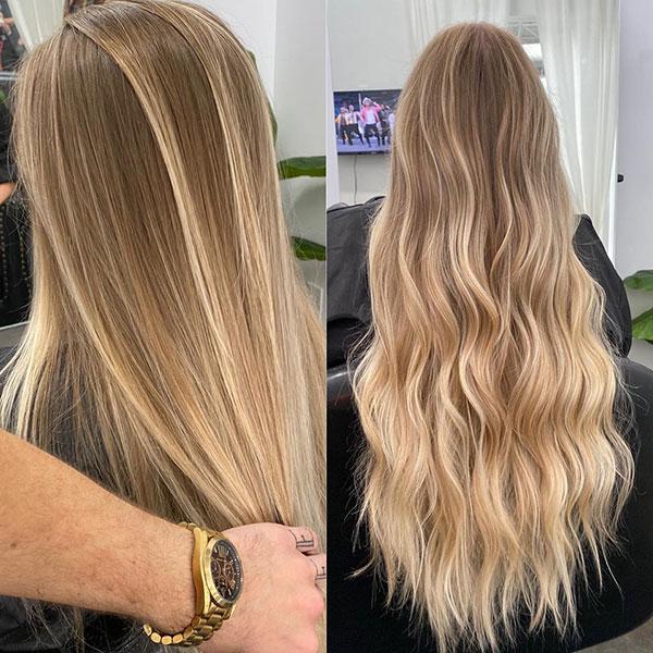 Modern Long Haircuts For Women