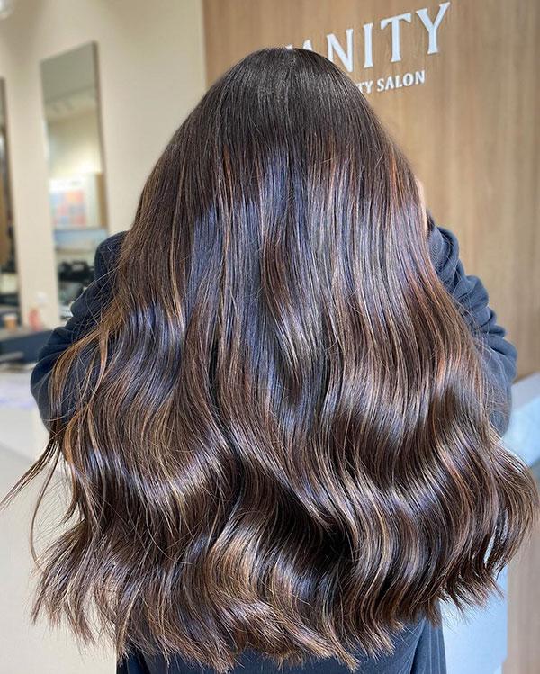 Long Haircuts For Women 2021