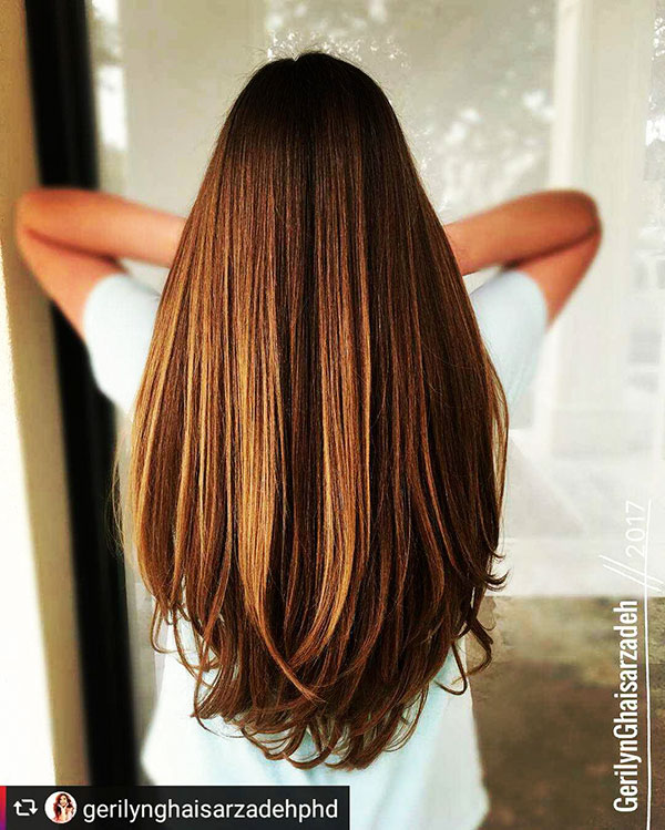 Long Straight Hairstyles