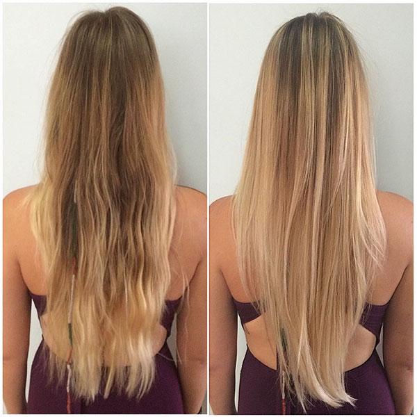 Modern Haircuts For Long Hair