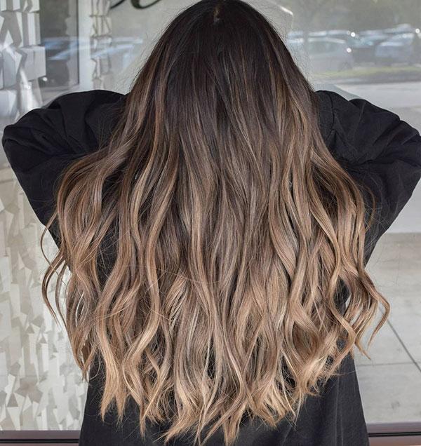 Balayage Hair Ideas For Long Hair