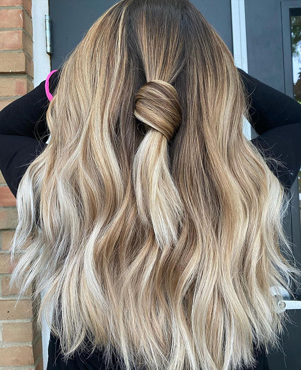 Hairstyles For Girls With Long Hair