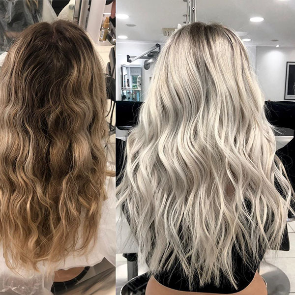 Haircuts For Long Blonde Hair