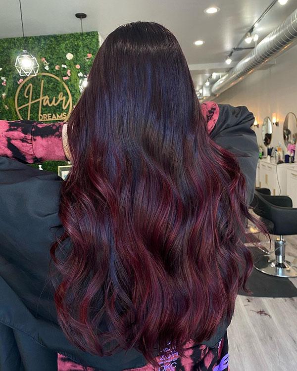 Modern Long Hairstyles 2021