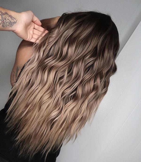 Balayage Long Hairstyles 2021