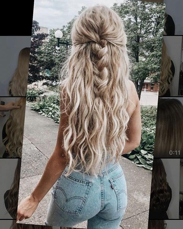 Long Haircuts 2021