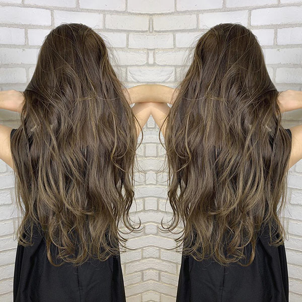 Layered Hairstyles For Long Hair