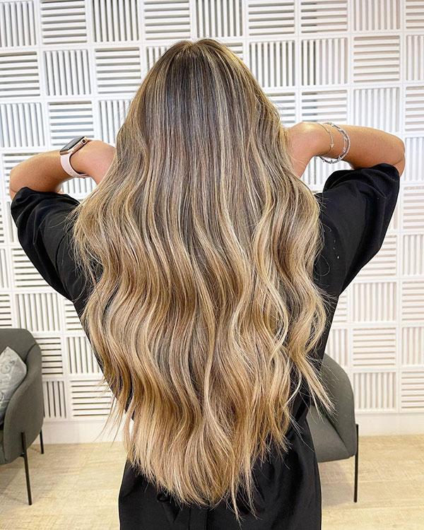 Modern Long Haircuts 2021