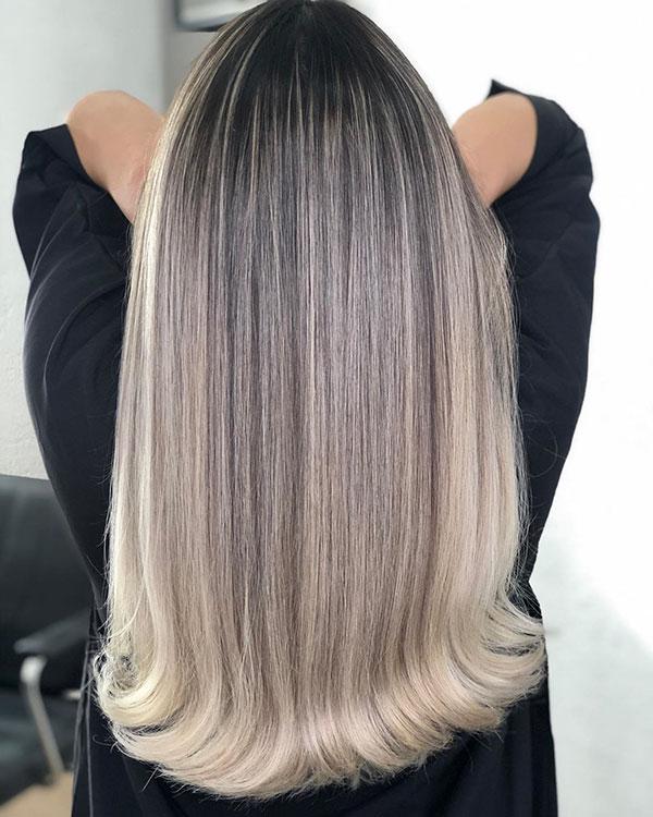 Female Modern Long Haircuts